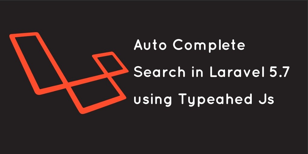 laravel autocomplete search