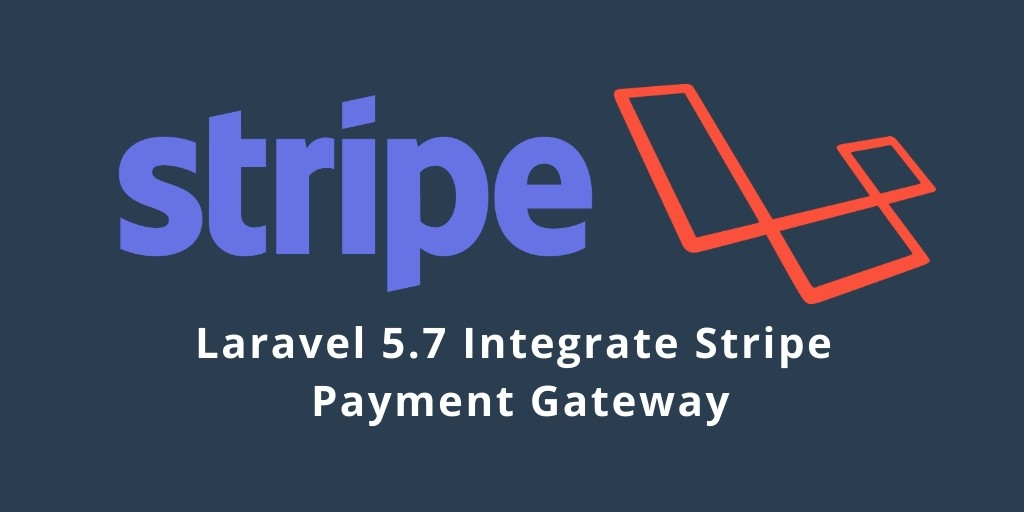 stripe payment gateway integration in laravel