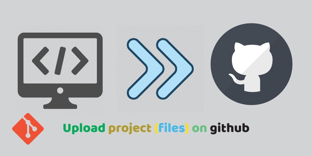 how to upload file to github from windows