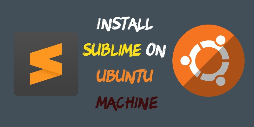 install sublime on ubunut