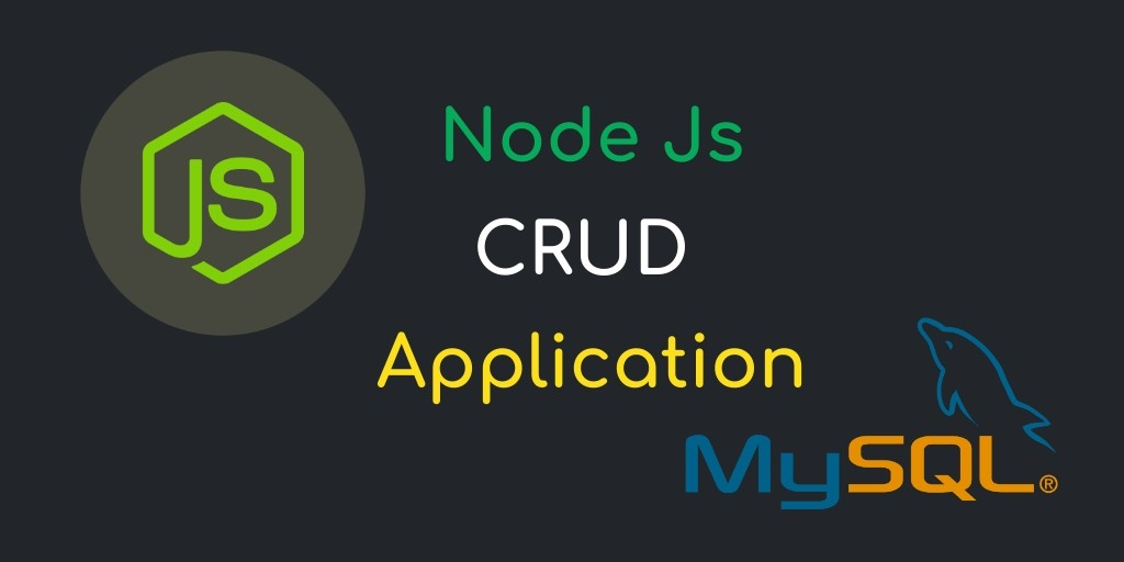 First CRUD Node Express Js Mysql Example - Tuts Make