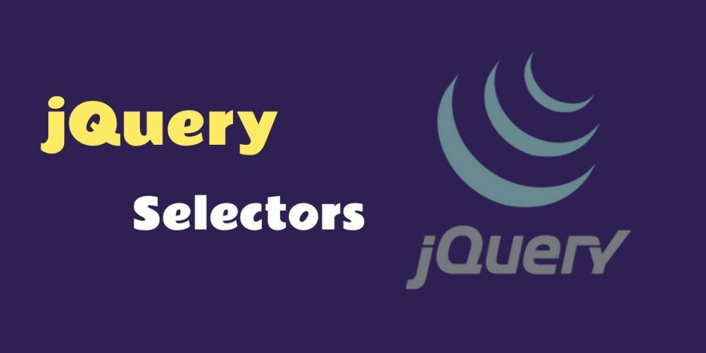 Jquery Selector by .class | name | #id | Elements