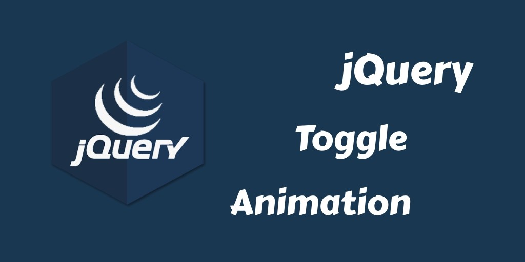 jquery toggle animation
