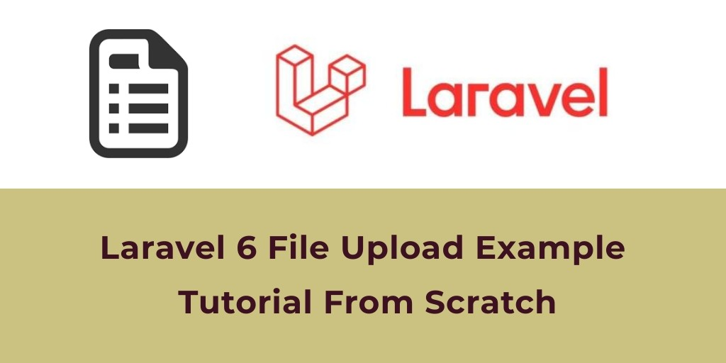 Laravel 7/6 File Upload Validation Example Tutorial