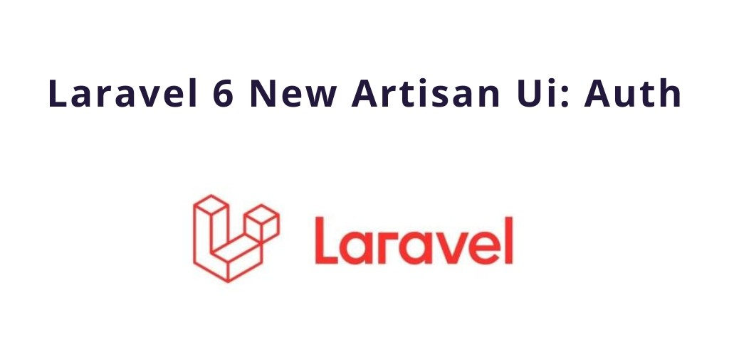 Laravel 7/6 Auth Example | Laravel 7/6 Authentication Example
