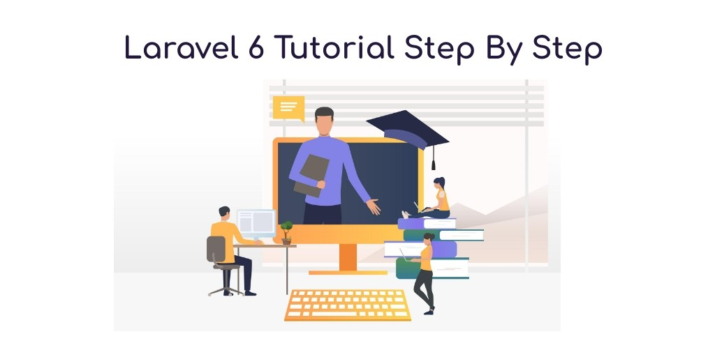 Laravel 6 Tutorial From Scratch | Step By Step - Tuts Make