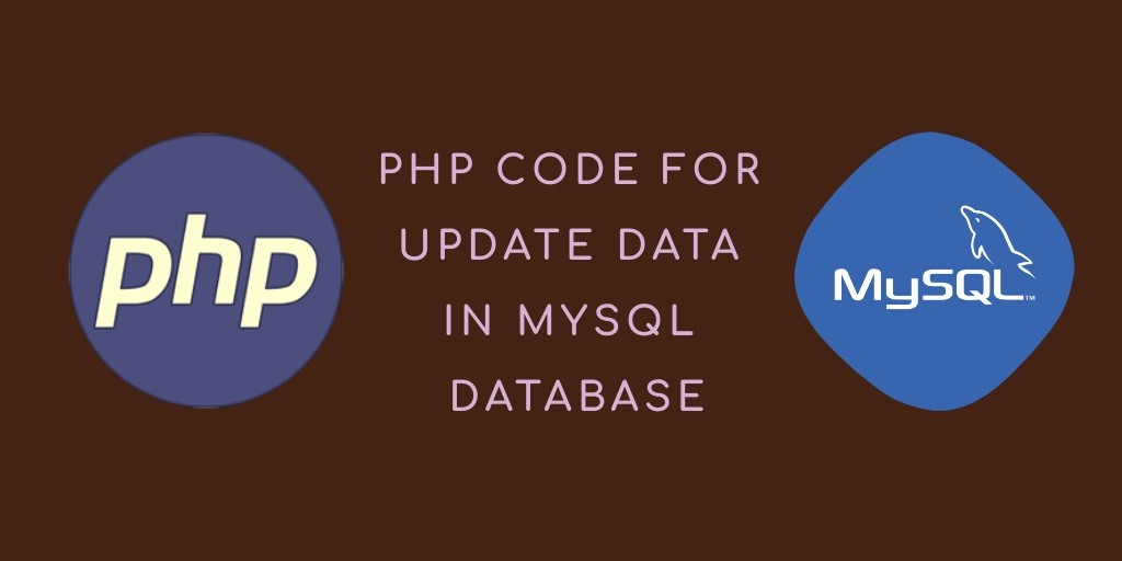 How to Fetch and Update Data From Database in PHP