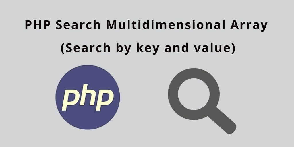 PHP Search Multidimensional Array By key, value and return key
