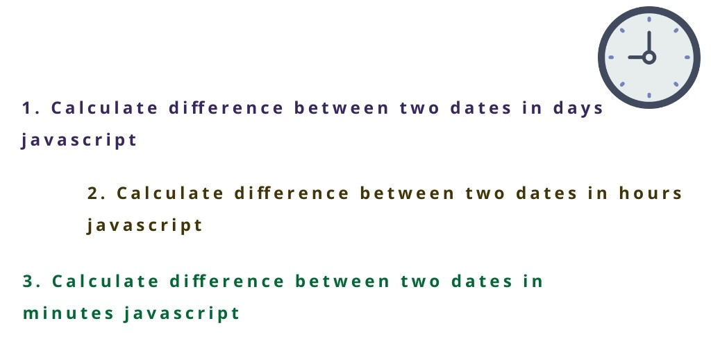 javascript difference between two dates in days hours and minutes