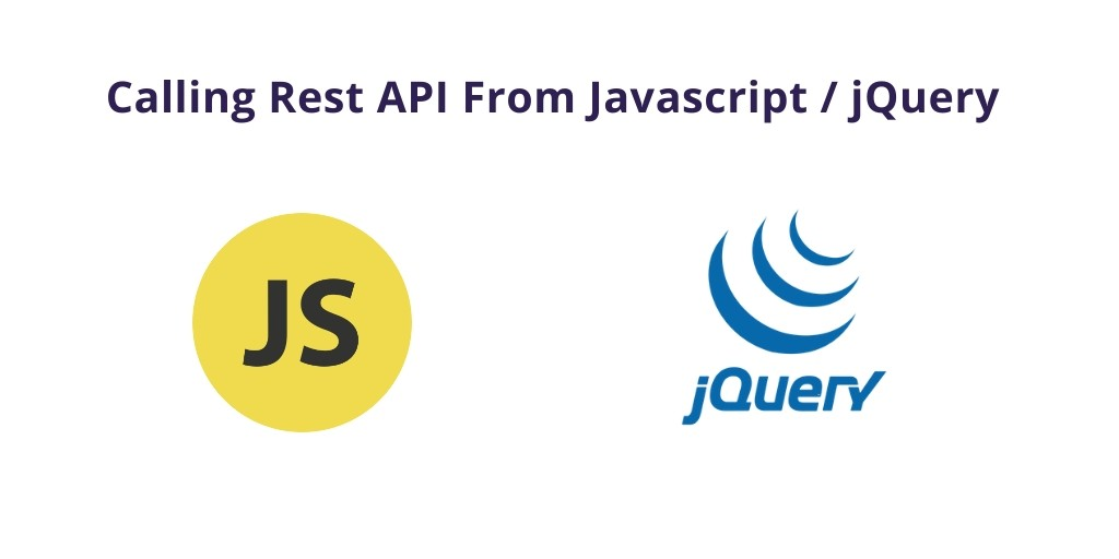 Calling Rest API from JavaScript / jQuery