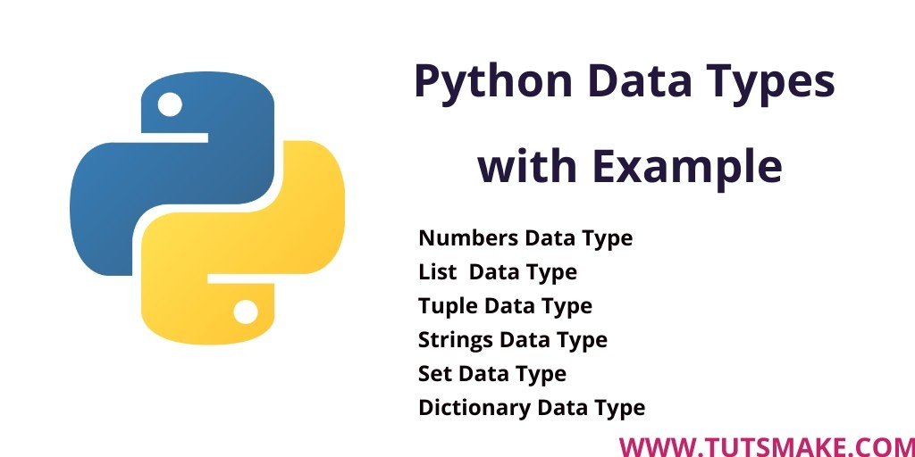 Python 3.8 Data Types with Example