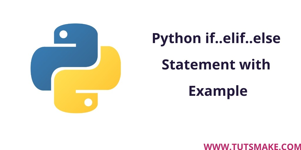 Python 3.9 if elif else Statement with Example