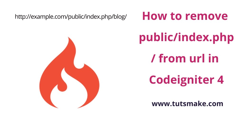 Codeigniter 4 Remove Public and Index.php From URL - Yudhy Network