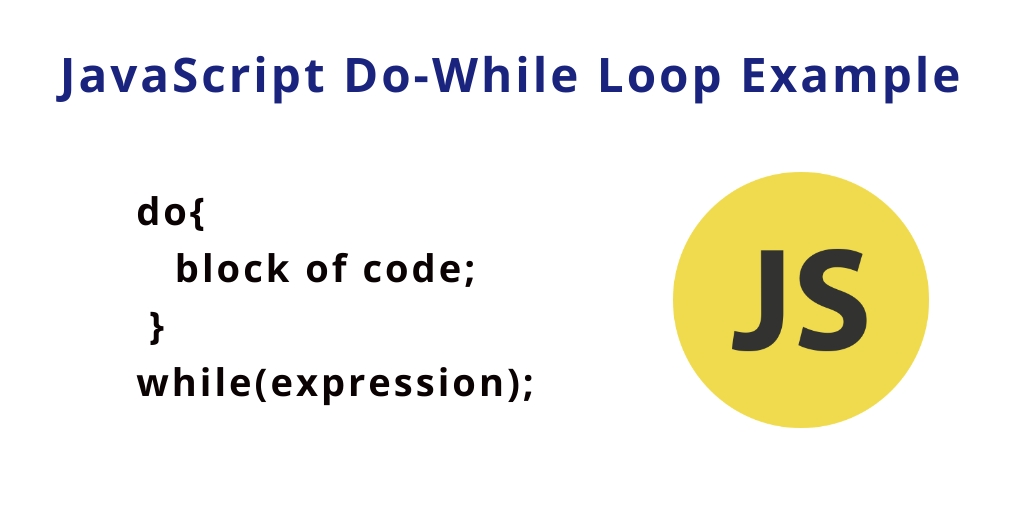 Do-while loop in JavaScript