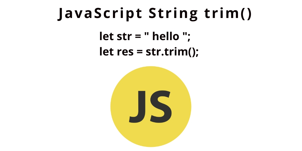 javaScript Remove Whitespace from Beginning and End of String