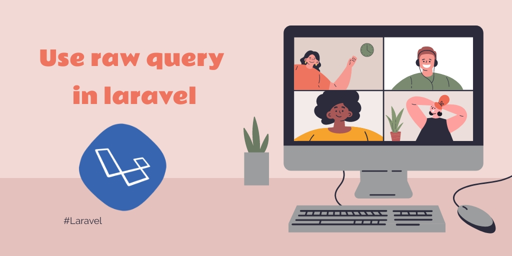 How to Use DB Raw Query in Laravel