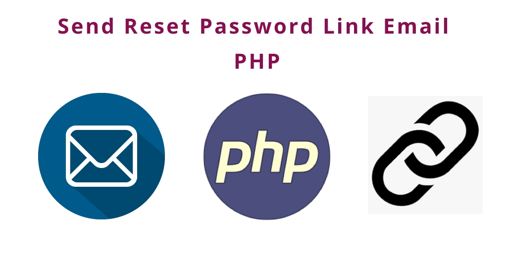 Send Reset Password Link Email PHP