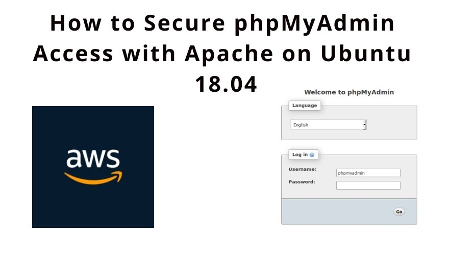 How to Secure phpMyAdmin Access with Apache on Ubuntu 18.04