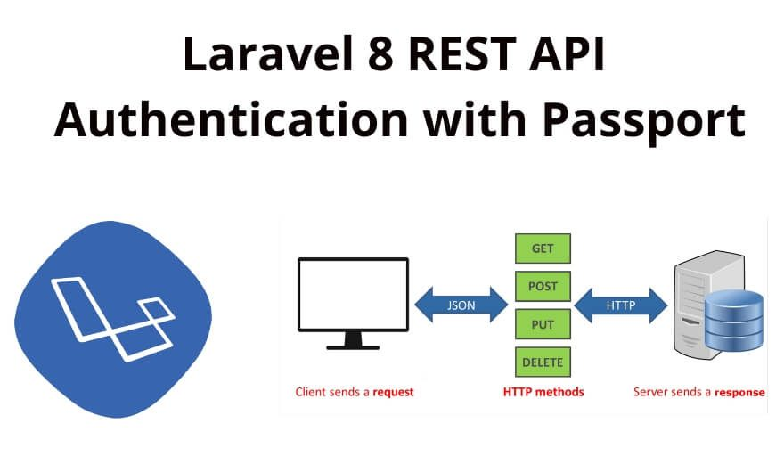 Laravel 8 REST API Authentication with Passport