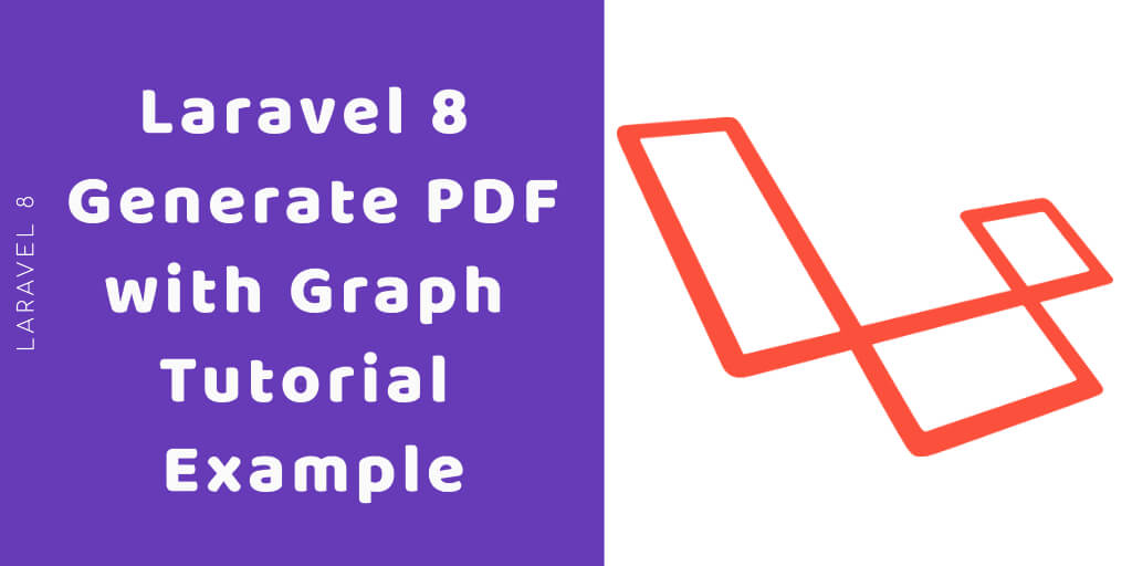 How to Generate PDF with Graph in Laravel 8 app