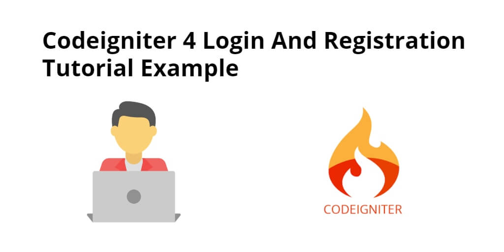 Codeigniter 4 Login And Registration Tutorial Example - Yudhy Network