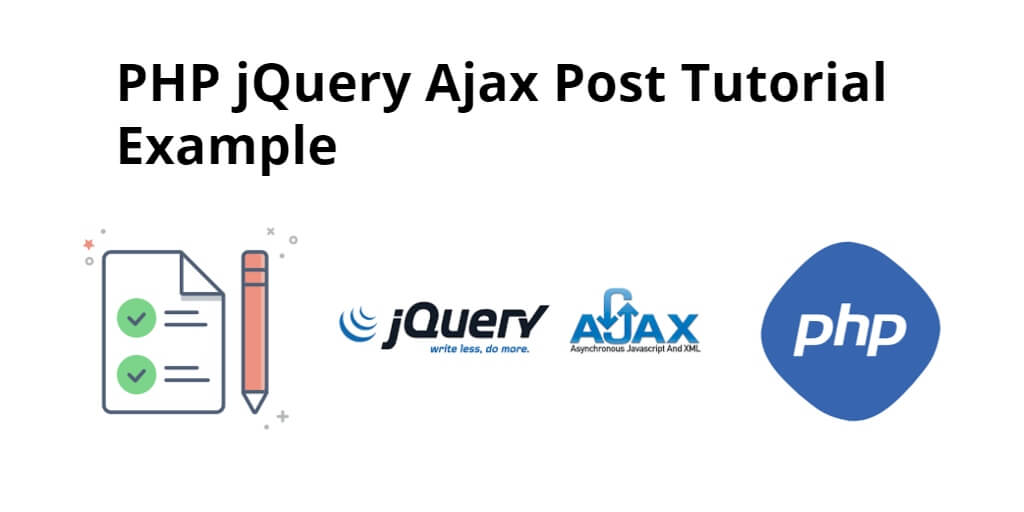 How to Insert Form Data Using Ajax in PHP + MySQL