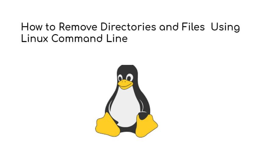 How to Remove Directories and Files in Linux using Command Line