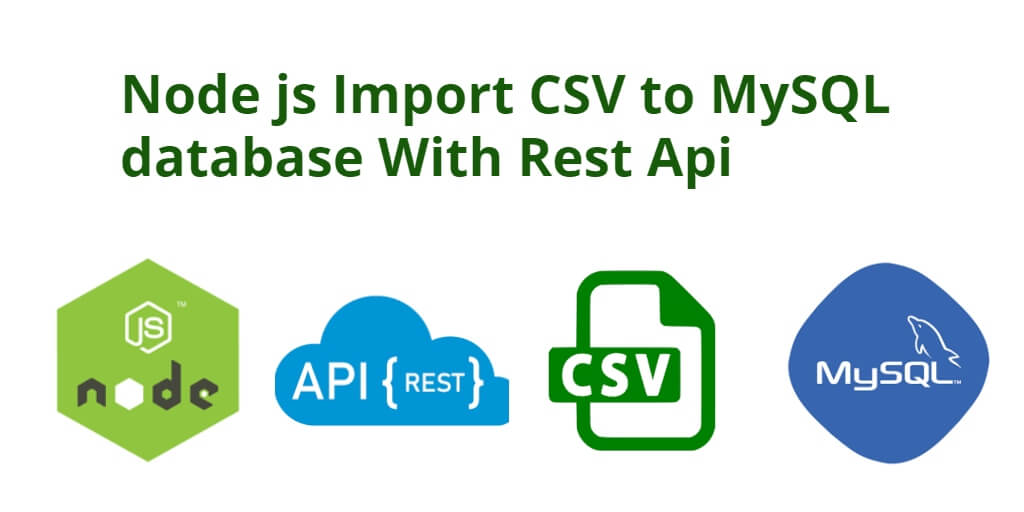 How to Import CSV File in MySQL using Node js