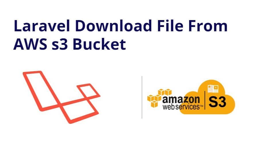 Laravel Download File From AWS s3 Bucket